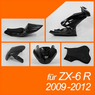 ZX6R 2009-2012