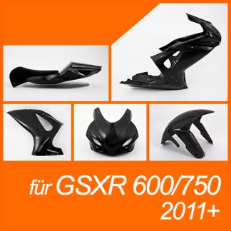 GSXR600/750 (L1) 2011+
