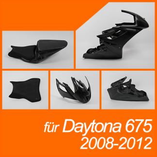 Daytona 675 2008-2012