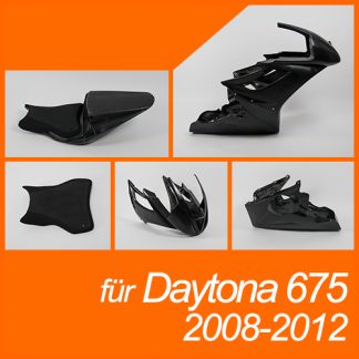 Daytona 675 (D67LC) 2008-2012