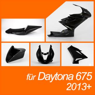 Daytona 675 (H67) ab 2013 / Moto 2 765 LE 2020+