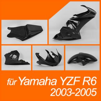 YZF R6 (RJ09) 2003-2005