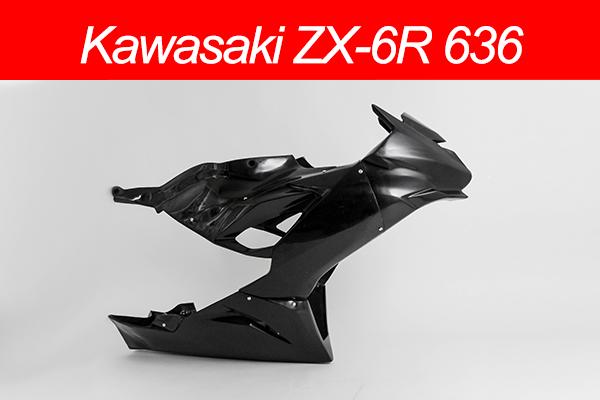 Kawasaki ZX-6R 636 ab 2019 | jetzt verfügbar!